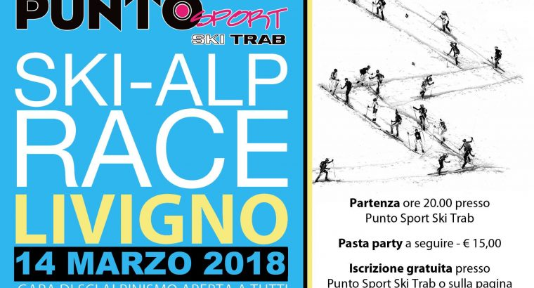 Punto Sport SkiAlp Race | 3^ edizione