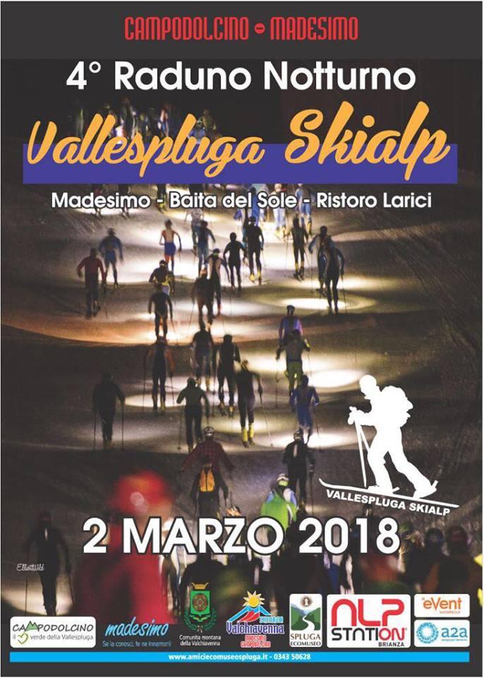 4° Raduno vallespluga skialp