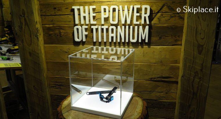 Presentazione SKITRAB Titan vario ISPO2018