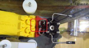 Sistema anti-frizzione per lo skistpper