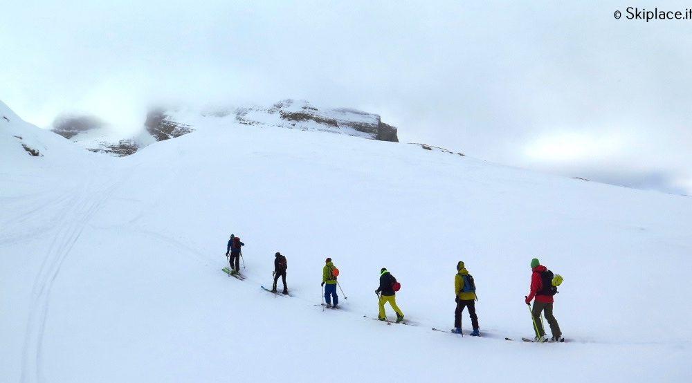 Skitest K2 wayback series 2019 madonna di campiglio