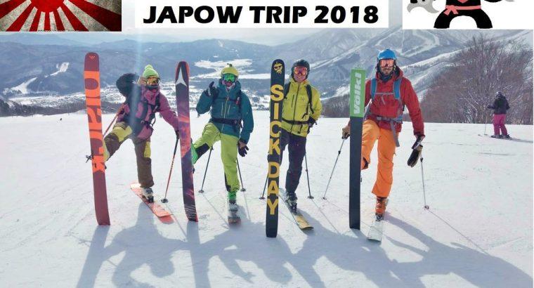 JAPOW TOUR 2018 di Viaggi Sport: Lo sci nel cuore del Giappone
