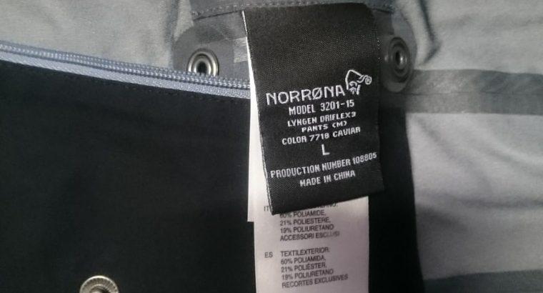 NORRONA LYNGEN DRIFLEX3 PANT L