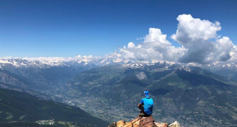 Aosta Becca Di Nona –  15 luglio 2018