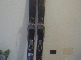 ski dinafit manaslu h 178 usati attacco telemark ascent taglia L