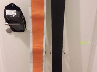 Vendo ski trab maximo 70 + atk raider 12 e pelli