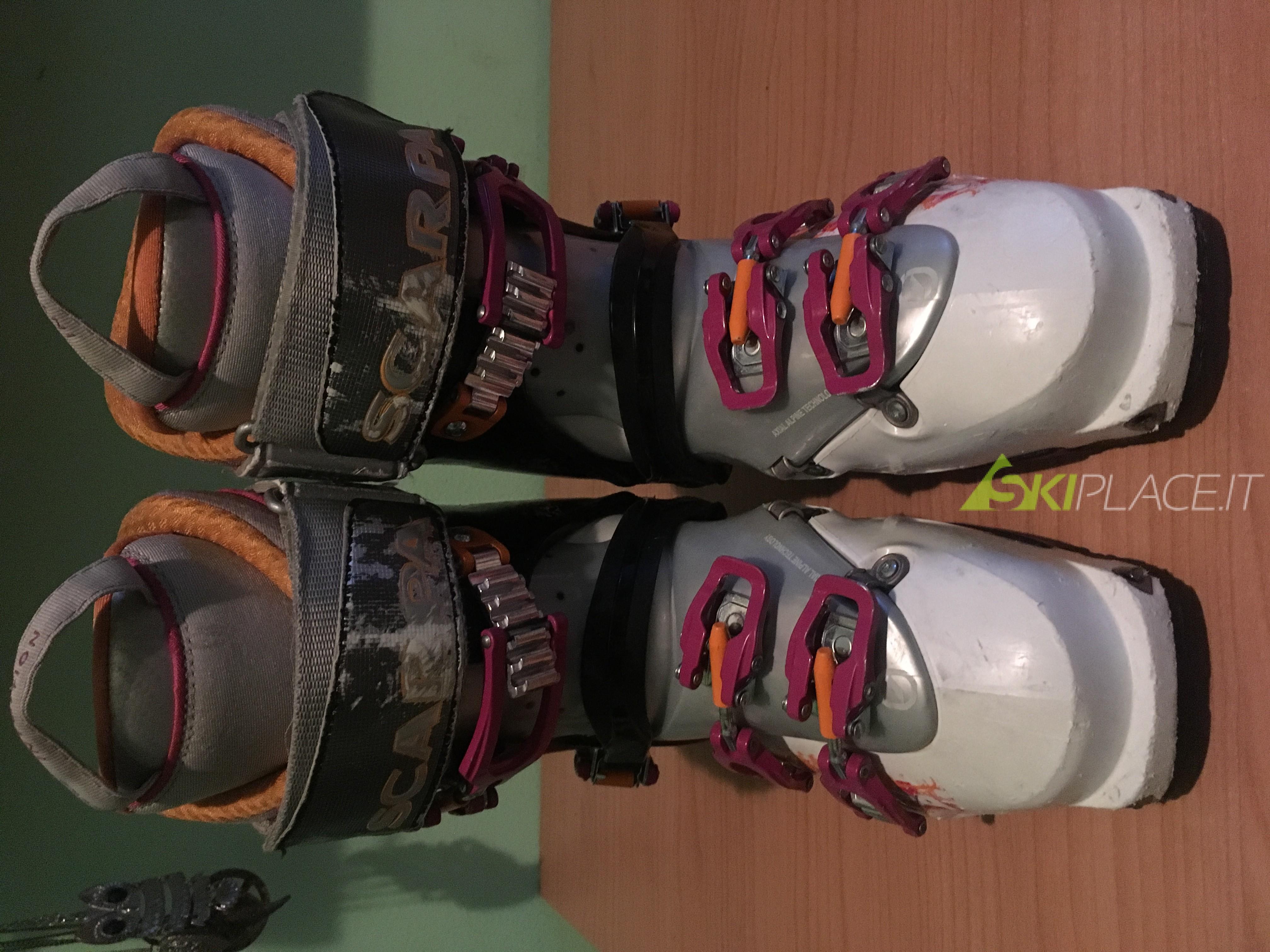 Scarponi sci alpinismo freeride - Skiplace - Il sito specializzato ... 4fc059db340