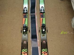 Ski Trab Magico + SkiTrab TR2 + Pelle