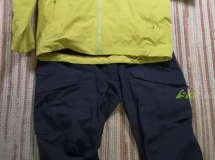 Completo Patagonia UNTRACKED jacket + Pant goretex pro