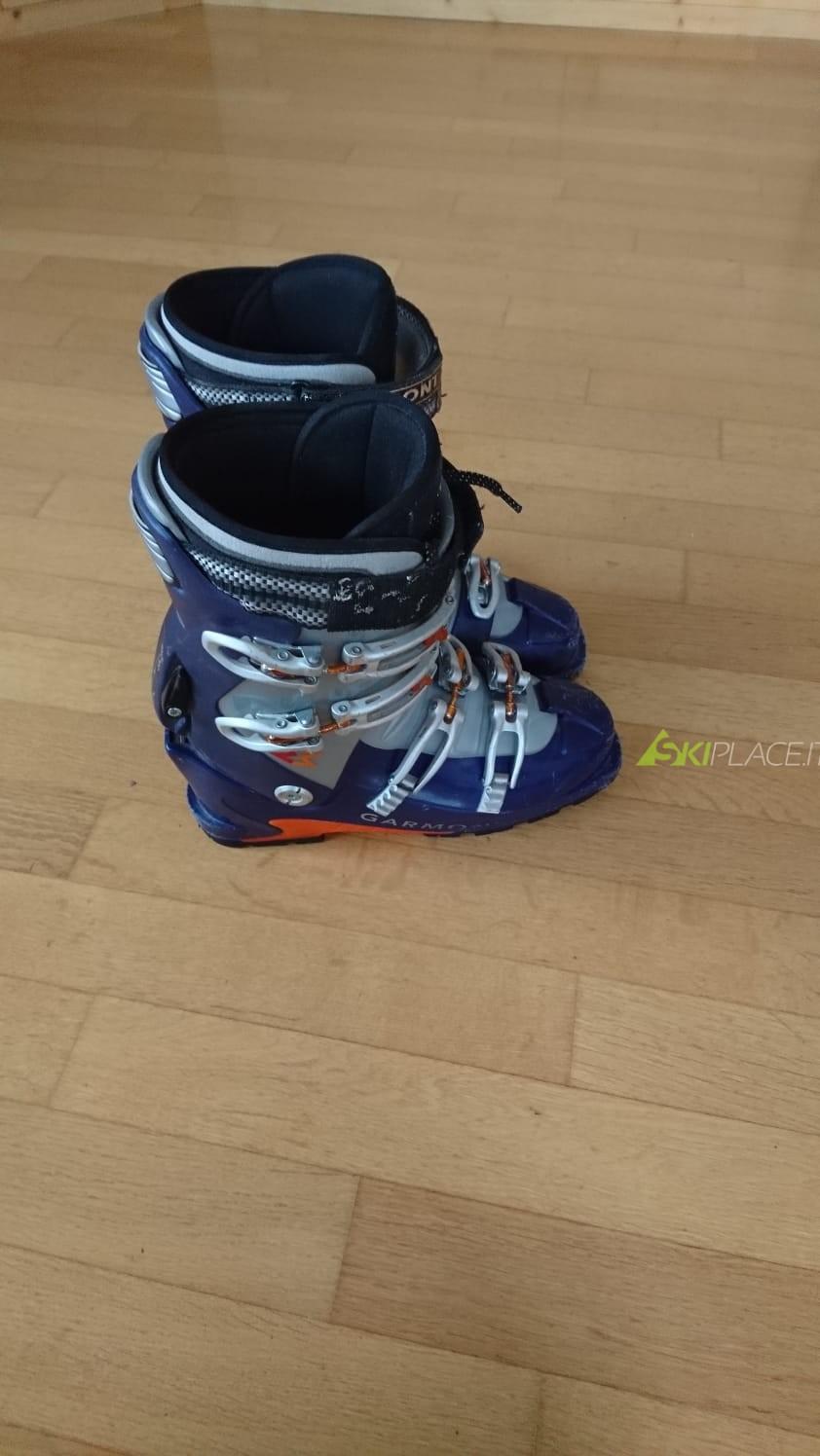 Scarpone sci alpinismo Garmont MEGARIDE - Skiplace - Il sito ... 7f6223c5a4f