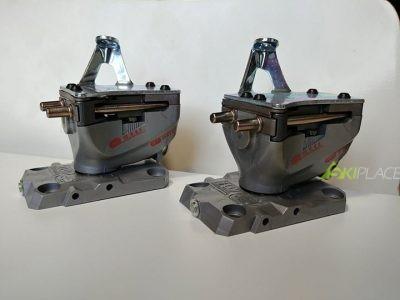 Attacco Sci Alpinismo Talloniere Dynafit TLT Speed 48023 Nuovo
