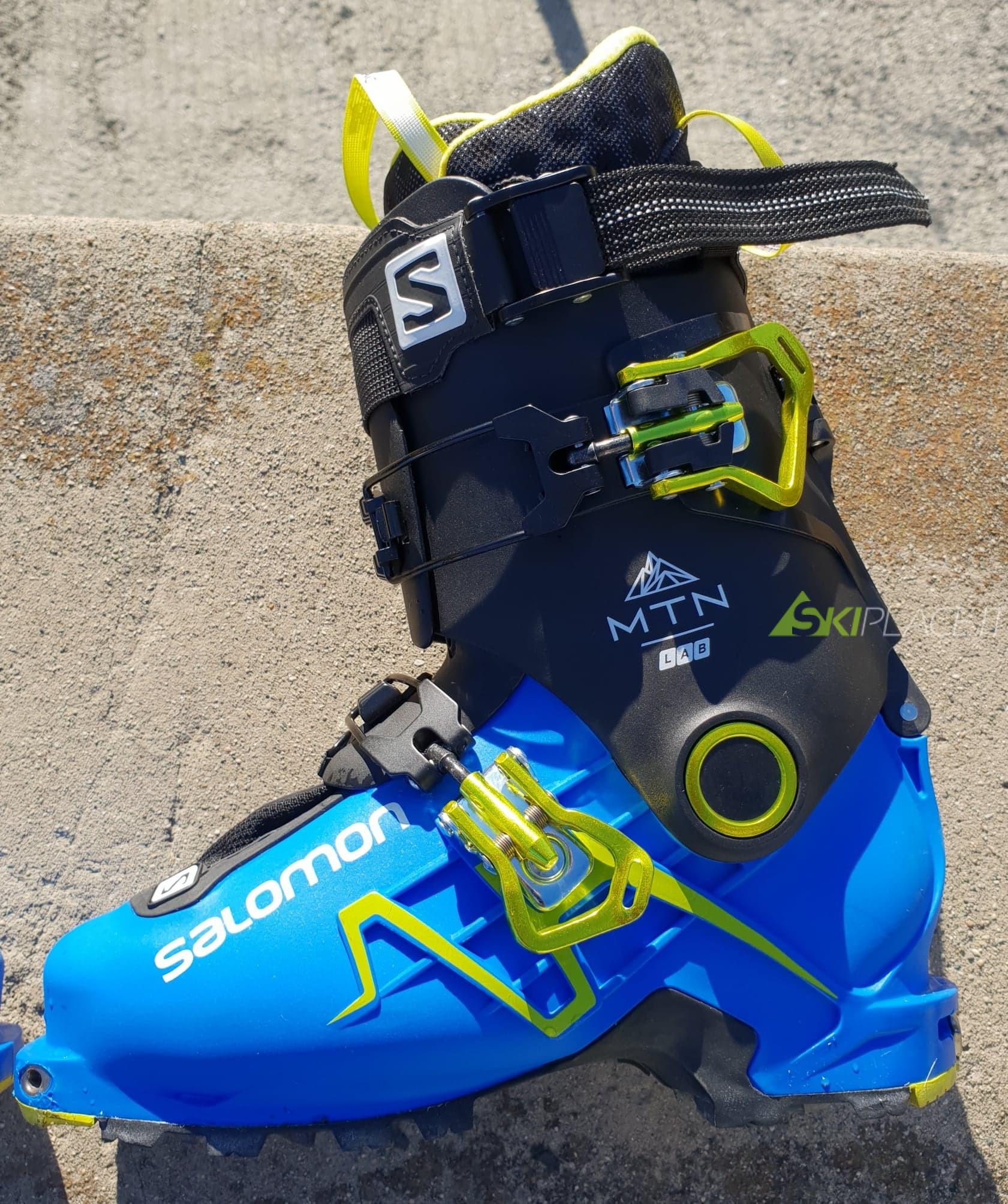 foto ufficiali classcic elegante nello stile scarponi scialpinismo Salomon l-lab mtn - Skiplace - Il sito ...