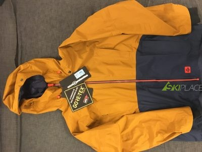 Nuova giacca da sci- Sweet Protection/ hammer