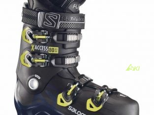 Scarponi Salomon x access 80 wide
