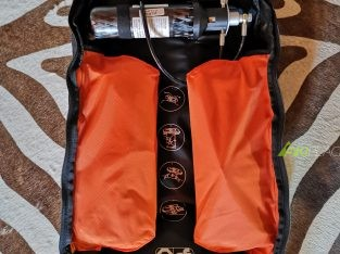 Zaino ABS vario bombola carbonio