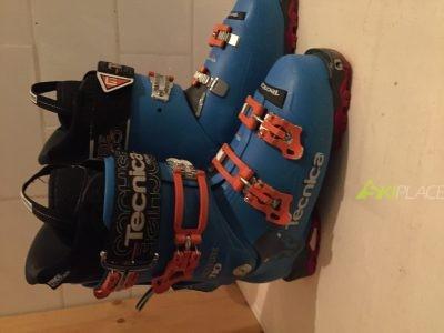 Scarponi tecnica Cochise 110 mis 27,5 sci scialpinismo freeride