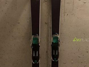 Head Venturi 95 e attacco Telemark Vice 22Design