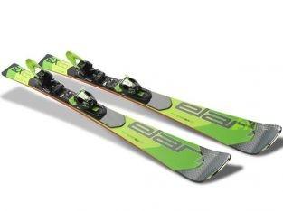 Vendo sci Elan SLX Arrow con attacco el12 nuovo da negozio specializzato, misura rimasta 165