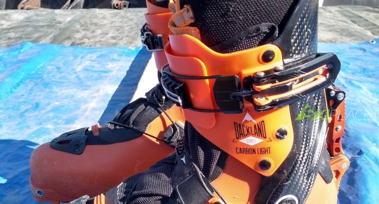 best authentic a204f 50c06 Scarponi scialpinismo Atomic backland carbon - Skiplace - Il ...