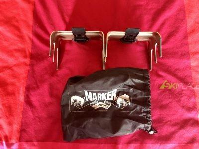 Marker Baron 13 din+Rampant 110mm