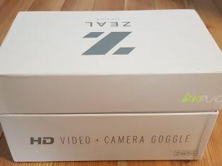 Zeal Optics HD VIDEO+CAMERA GOGGLE