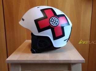 PROSURF XGAMES CASCO SNOWBOARD WHITE RED XG100
