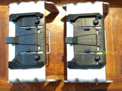 Coltelli Rampant Tyrolia Adrenalin 120mm Nuovi