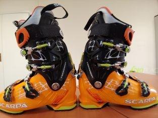 Scarpa sci freeride alpinismo 28