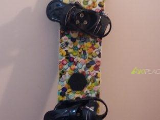 tavola snowboard Burton feather