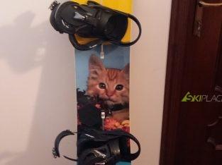 tavola snowboard EST 153 cm