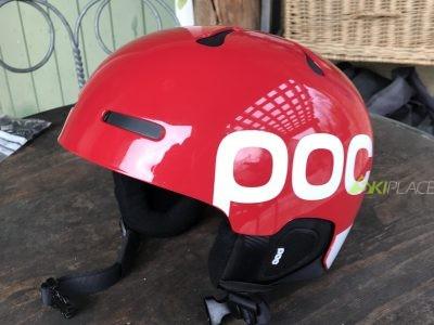 Casco sci Poc Auric Cut Backcountry Spin