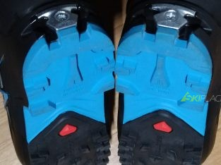 Salomon s/Lab x-alp 25.5