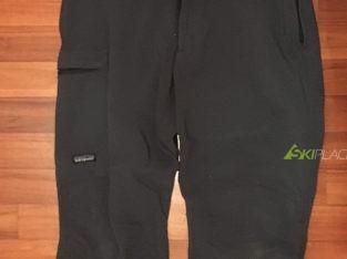 Pantaloni Patagonia scialpinismo imbottiti tg 32