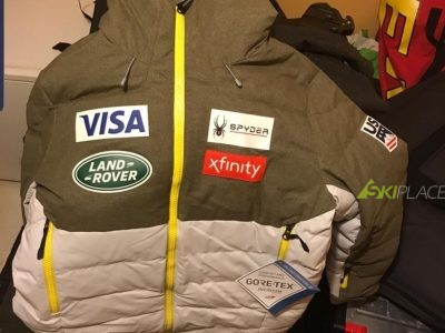 Spyder us ski team — Giacca + Pantalone