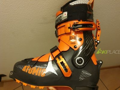 Scarponi sci alpinismo atomic backland air carbon