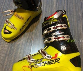 Scarponi Sci Fischer Rc4 120 misura 29.5
