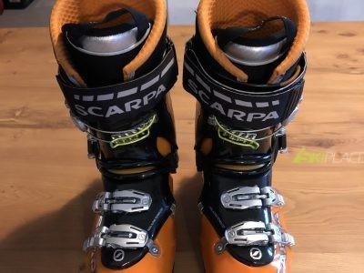 Scarpa Maestrale 28.5 sci alpinismo