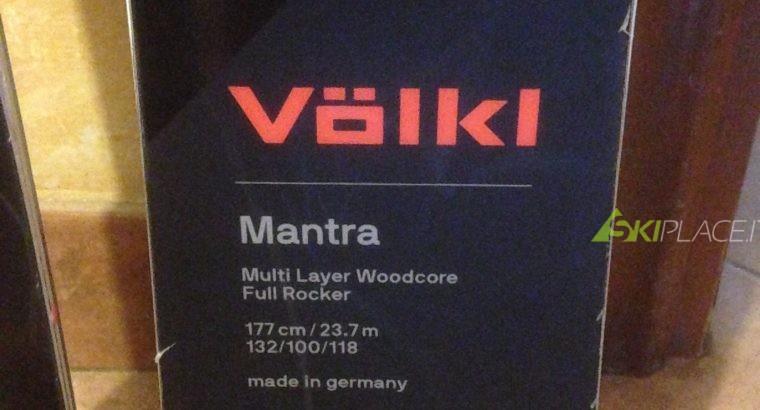Volkl Mantra 177