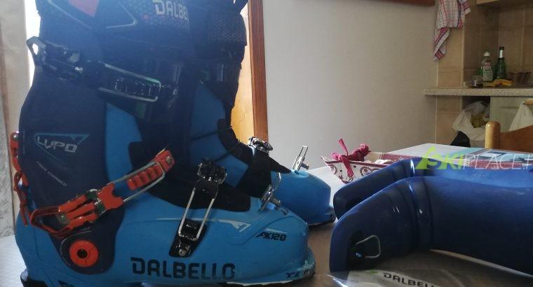 Scarponi Dalbello Lupo Ax 120