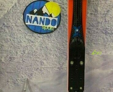 SCI ATOMIC REDSTER GS DOUBLEDECK FIS ONLY SKI R35