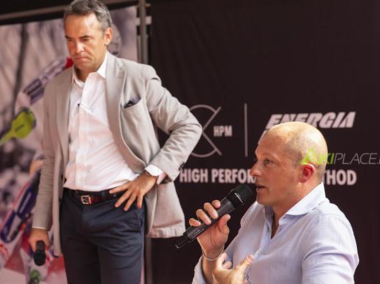 Stefano Maldifassi e Max Blardone