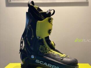 Scarponi sci alpinismo Scarpa ALIEN RS