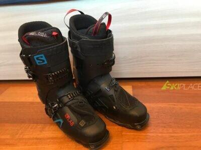 Scarponi scialpinismo Salomon SLab Mtn