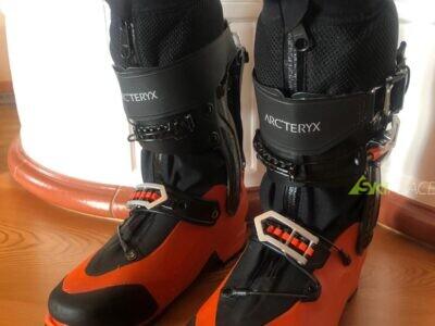 SCARPONE ARC'TERYX PROCLINE CARBON MIS 26,5