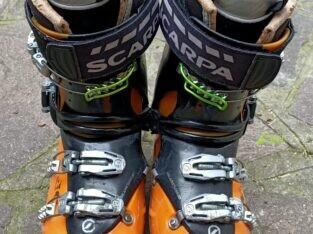Scarpone scialpinismo Scarpa Maestrale 27.5