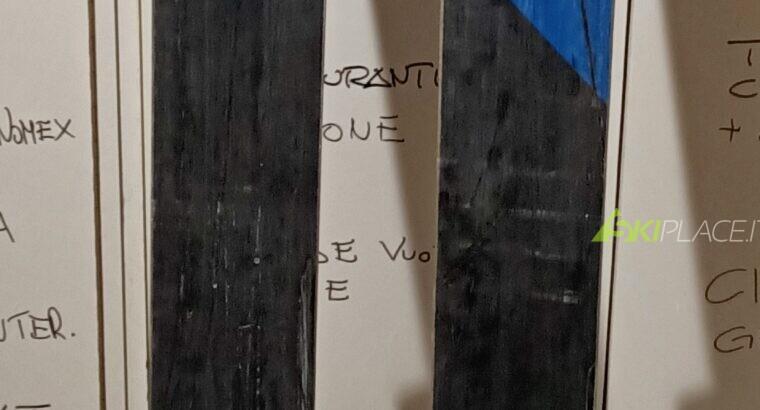 Sci Freeride Volkl Shiro 183attacchi Marker Jester