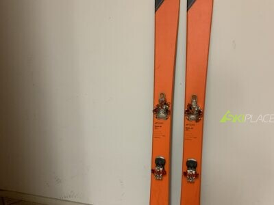 Vendo sci DPS WAILER 99 TOUR1