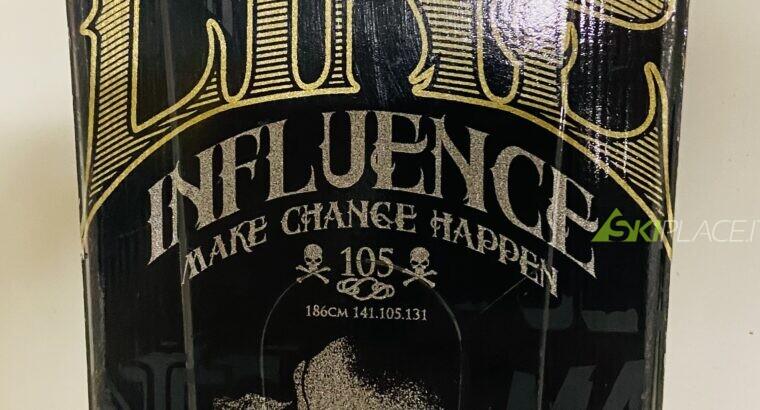 Line Influence 186 +Marker Baron 13