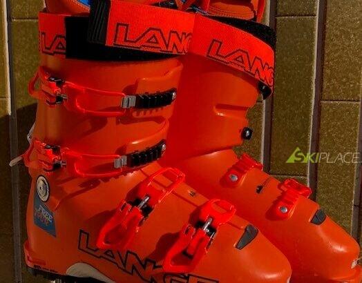 Scarponi Scialpinismo Lange XT110 Free Tour 28.0.