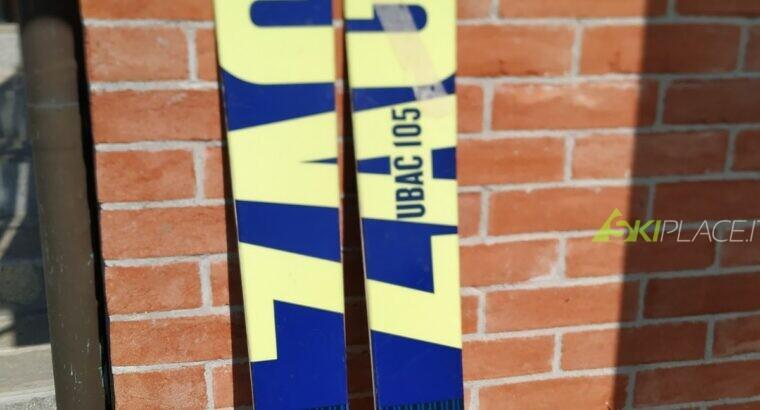 Sci ZAG UBAC 105, 184 cm